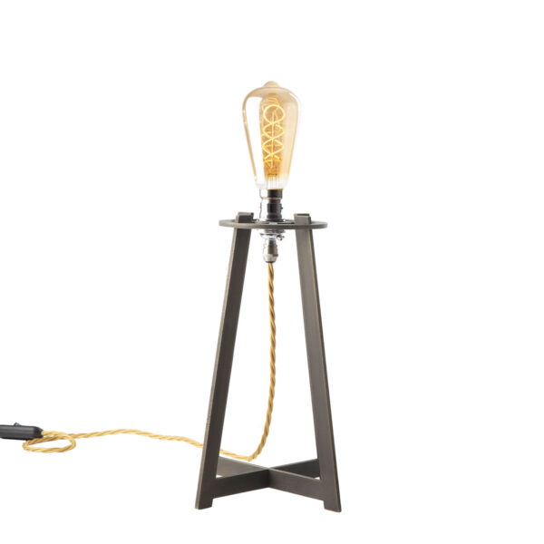 Petit Phare brass table lamp